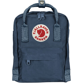 Fjällräven Kånken Mini Rucksack Kinder royal blue-goose eye